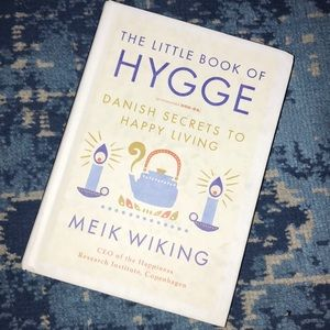 THE LITTLE BOOK OF HYGGE 📖
